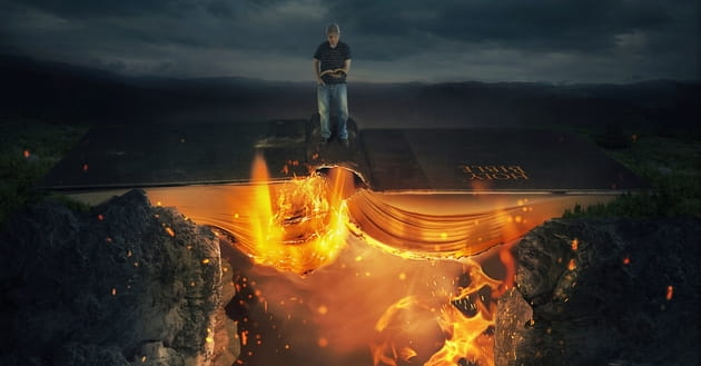 Is the Bible's Language about Hell Literal or Metaphorical?