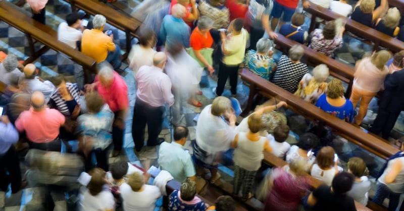 3. Baptist churches are broken up into different sub-denominations.