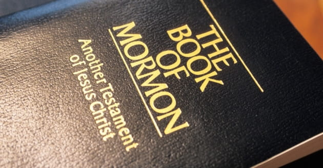 5. The Book of Mormon is the second sacred text of Mormons.
