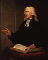 3. John Wesley taught four key points fundamental to the Methodist Church.