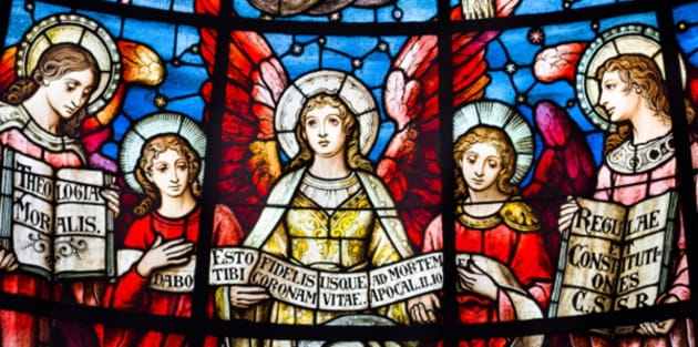 Why the Angels Worshiped at Christmas