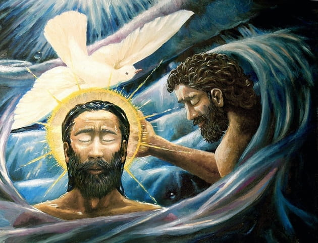 4. Baptism of the Holy Spirit