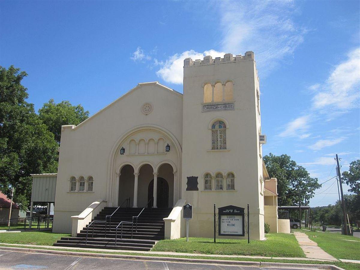 3. The Churches of Christ are autonomous congregations.
