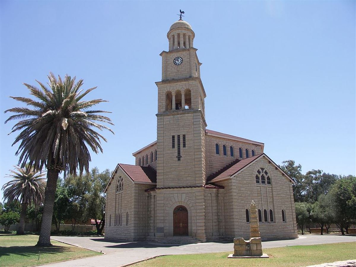 10. Most members of the Churches of Christ live outside the United States.