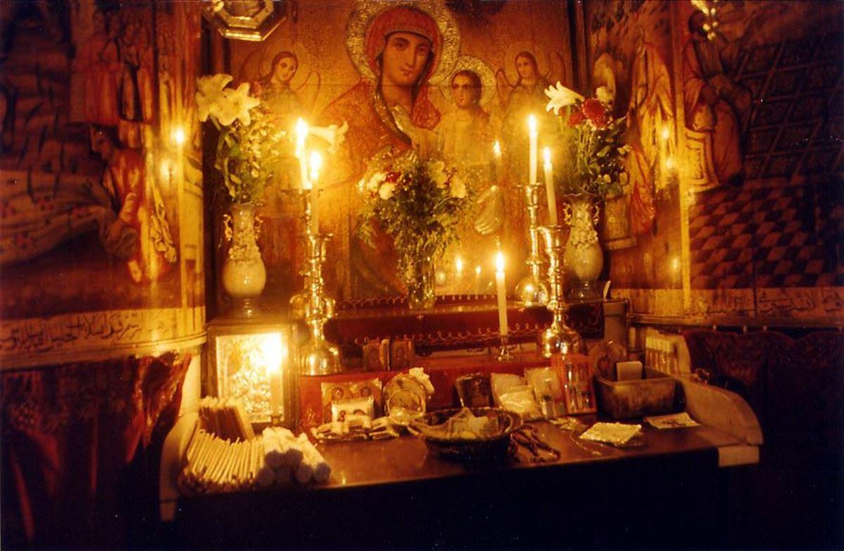 Orthodox & Catholic Coptic Christians