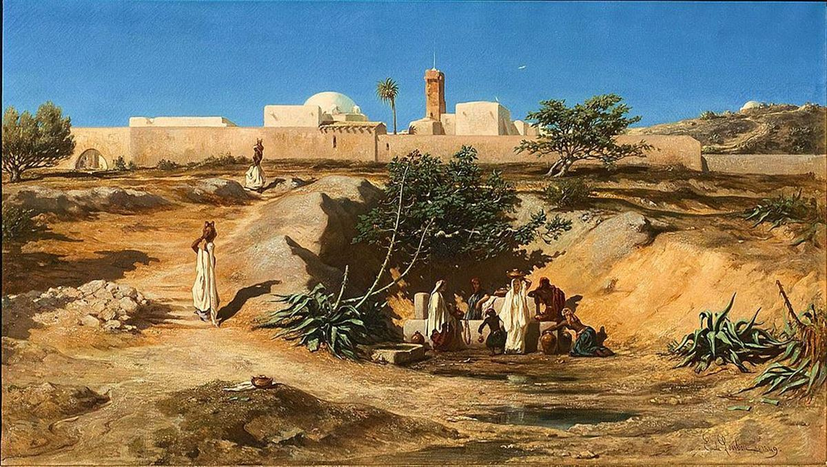 """6. """"Nazarene"""" comes from the biblical town of Nazareth."""
