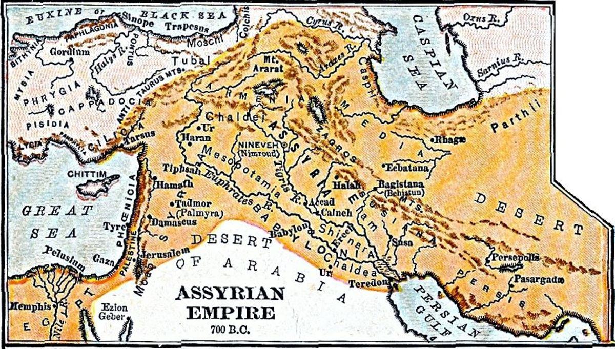 The Origin of Assyrians