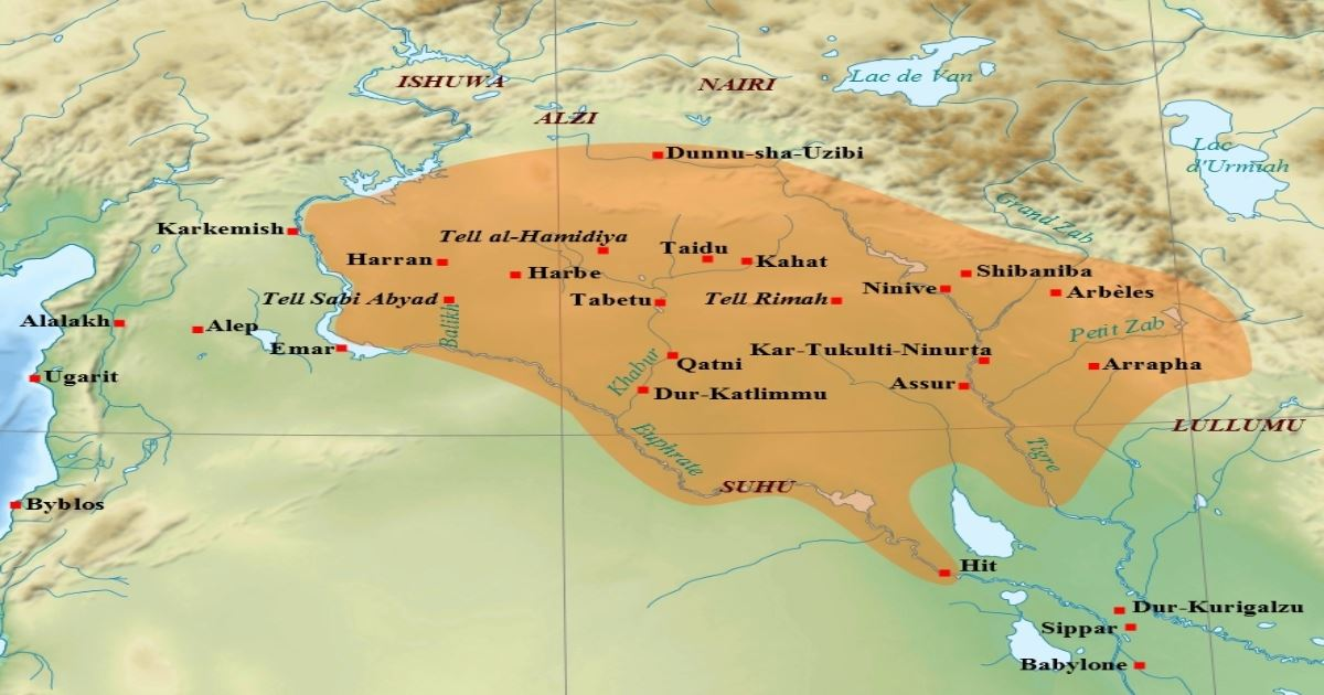 The Old Assyrian Empire