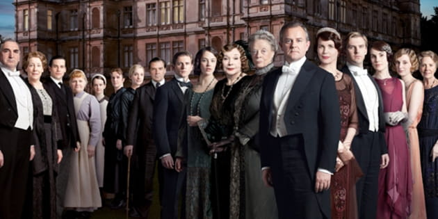 Is God the Missing Character in <i>Downton Abbey</i>?