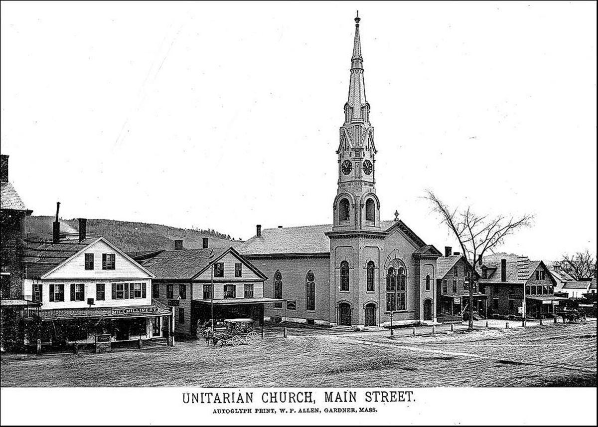 Origins of the Unitarian Church