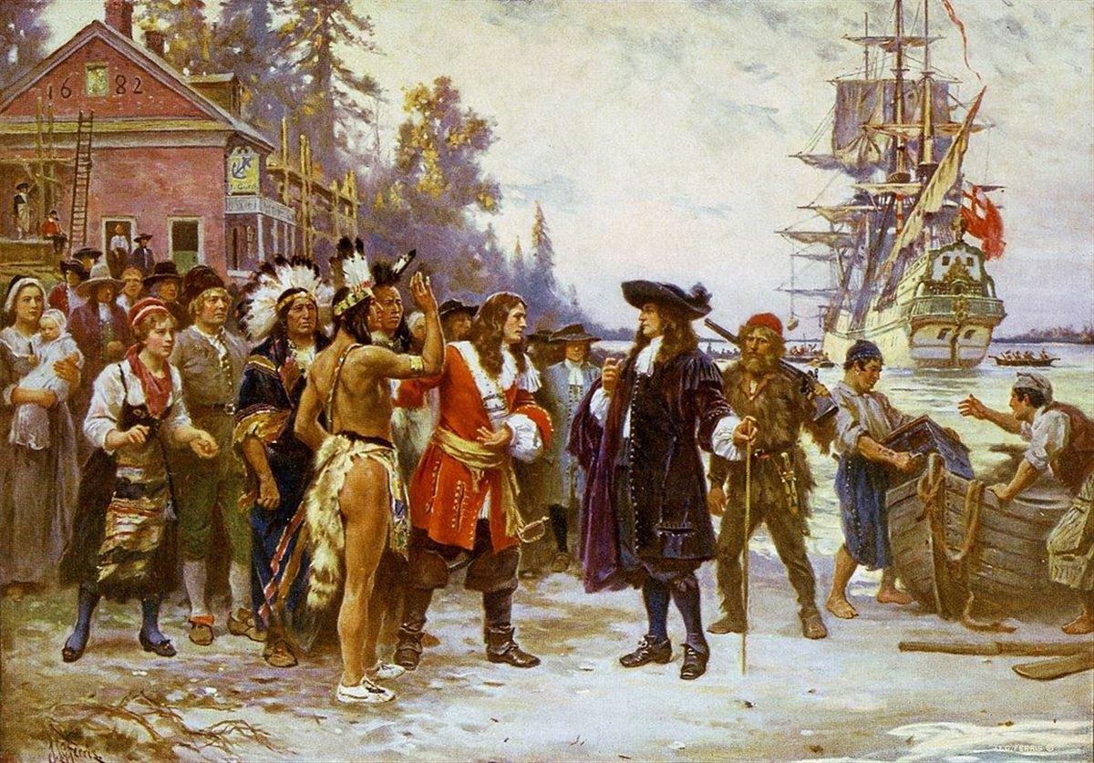 2. Quaker Migration to America