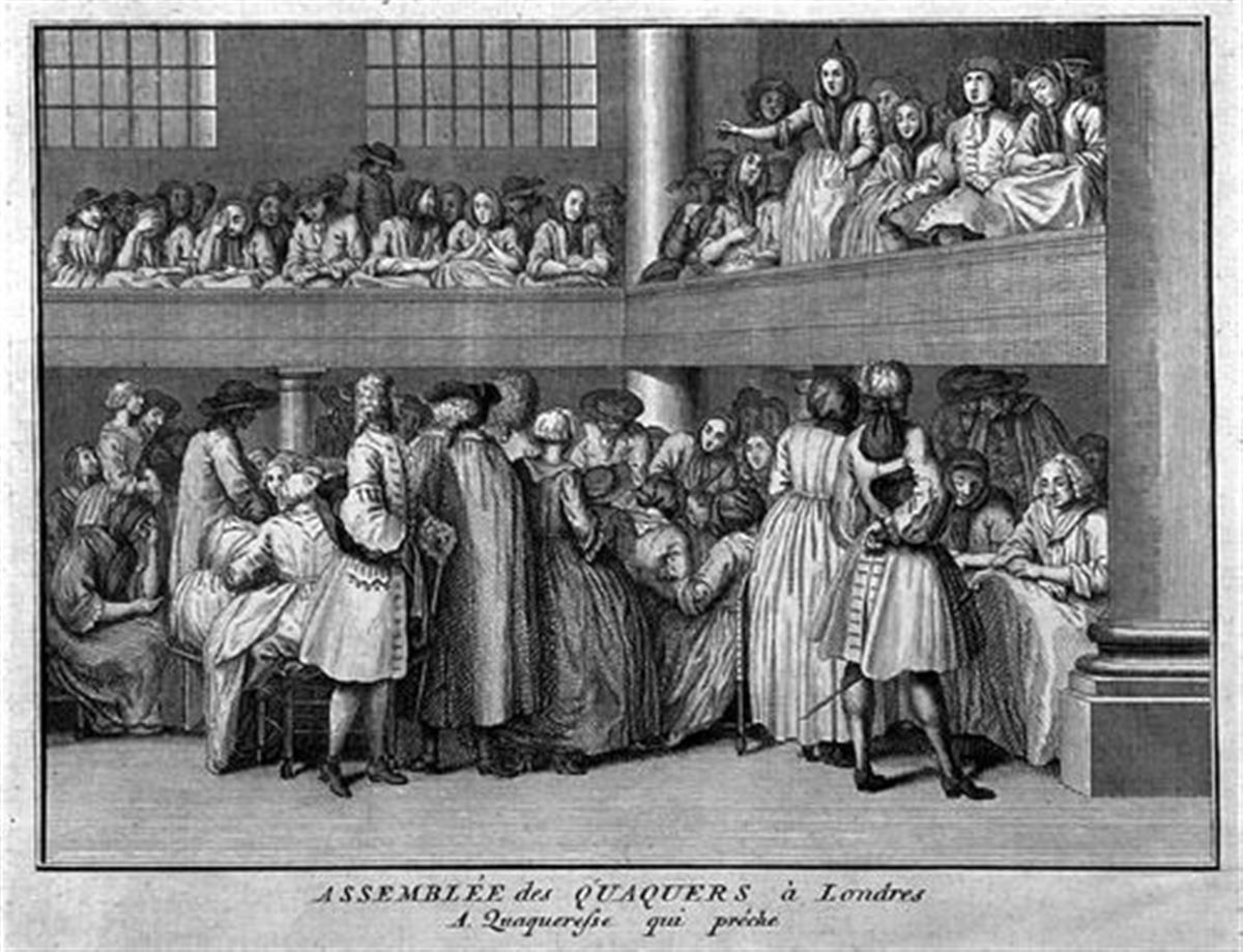 5. Role of Women as Quakers
