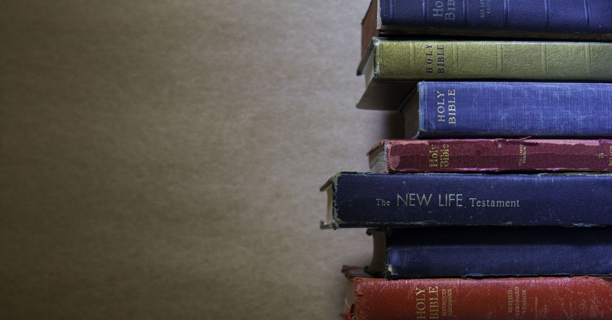 colorful bibles