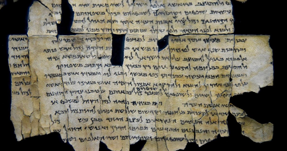 The Writings of the Dead Sea Scrolls