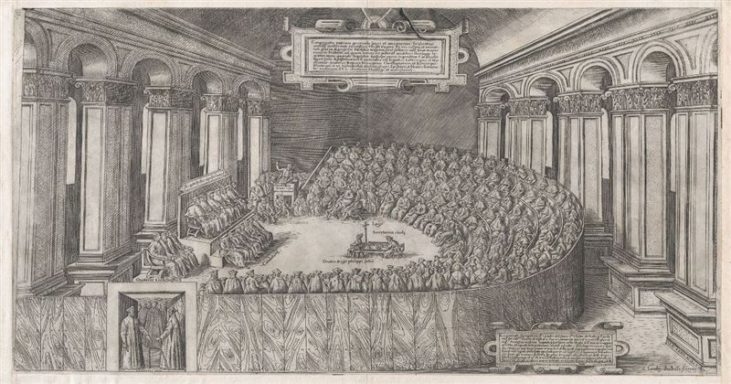 What was the Council of Trent? Summary, Timeline & Significance