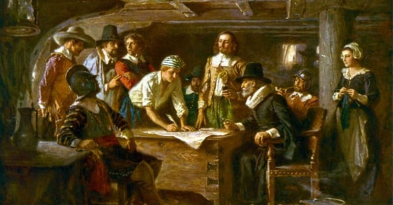 What was the Mayflower Compact? It's Meaning and Significance