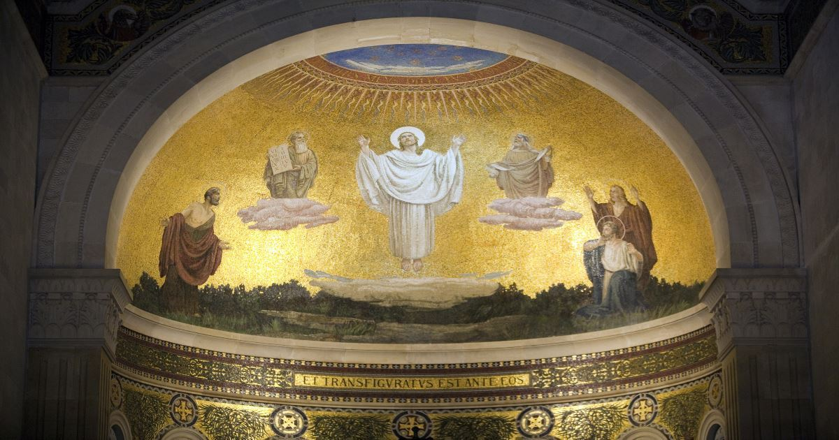 What was the Transfiguration of Jesus Christ? Its Meaning