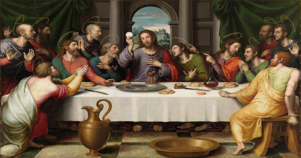 What is the Eucharist? The Tradition of Communion from the Lord's Supper