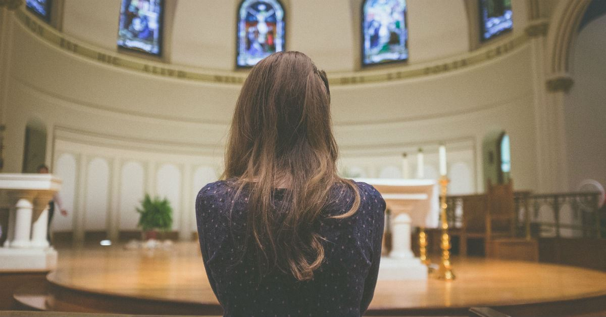 Does the Church Really Need to Start Talking about Domestic Violence?