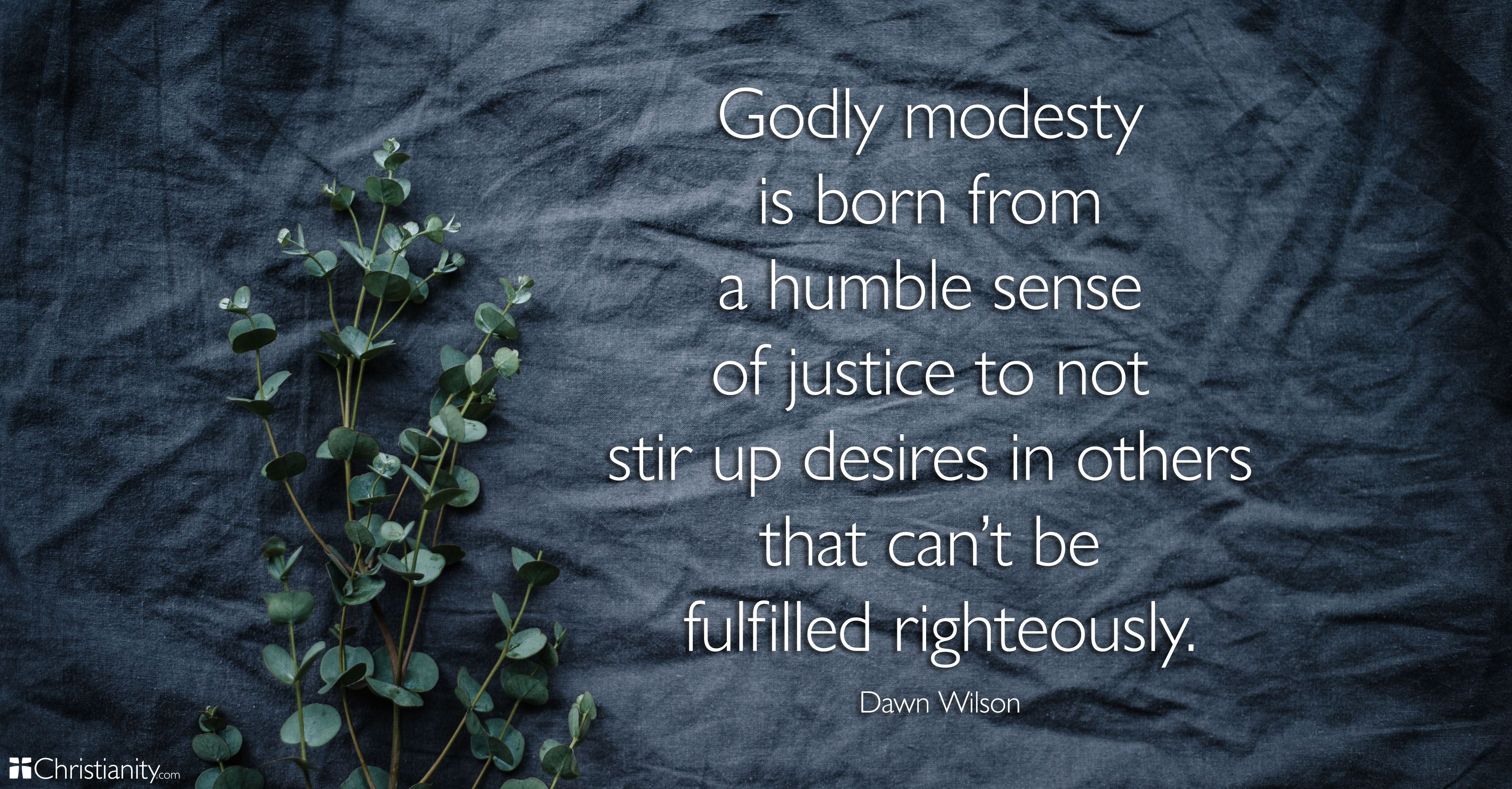 Should Church Leaders Ever Address a Woman about Modesty? -