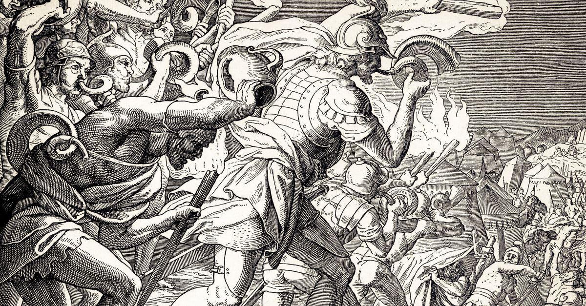 Who Was Gideon?