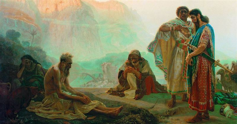 Who Was Job in the Bible?