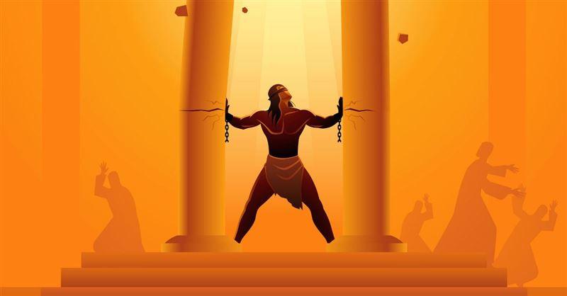 Who Was Samson?