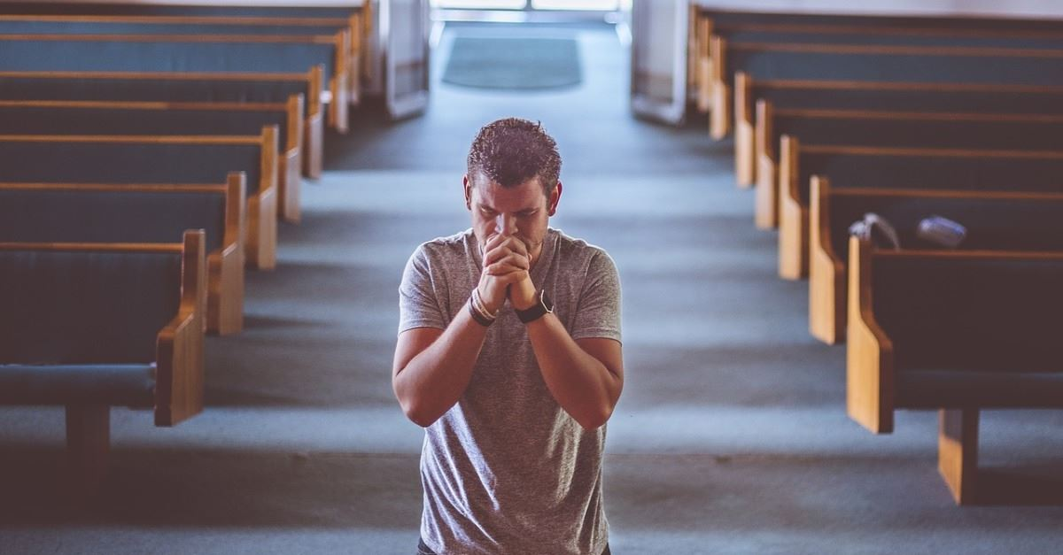 A Prayer for Personal Healing