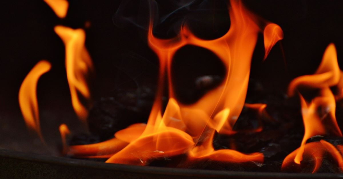How Is the Holy Spirit Like Fire?