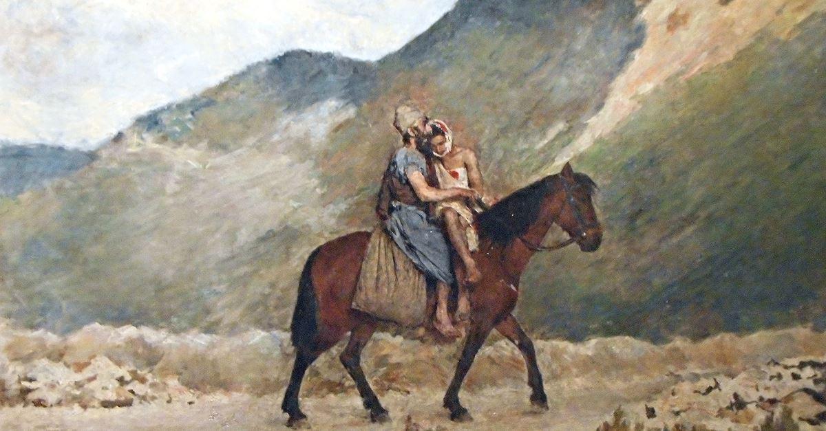 the good samaritan, good samaritan bible verses, good samaritan meaning