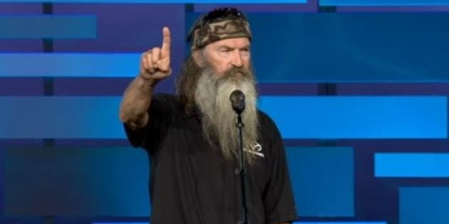 Duck Dynasty's Phil Robertson Suspended for Views on Homosexuality
