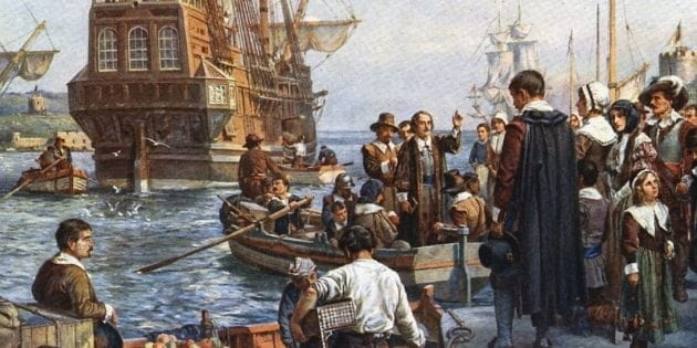 What the Pilgrims Can Teach You about Thankgiving
