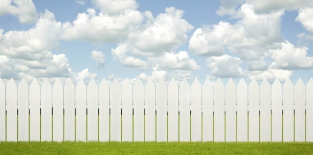 White Picket Fence: When Our Perfect Plans Crumble