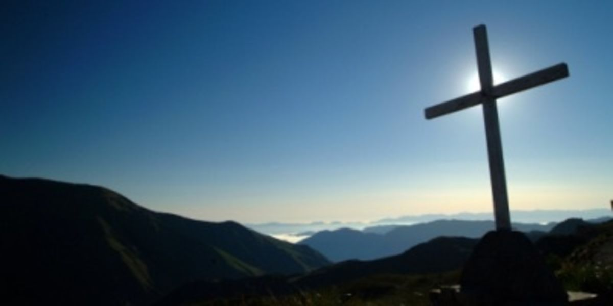 How the Cross Brings Joy
