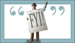 FYI ecard, online card