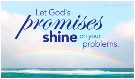 God's Promises ecard, online card