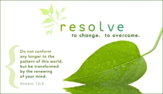 Resolve ecard, online card