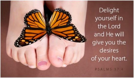 Delight Yourself ecard, online card