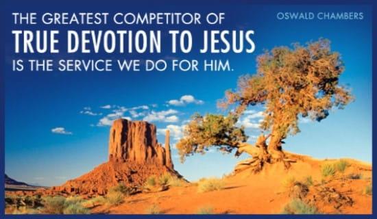 True Devotion ecard, online card