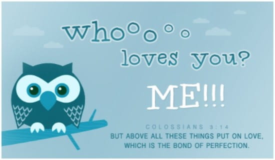 Loving Friend ecard, online card