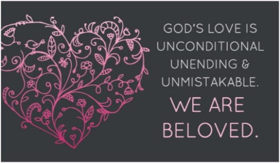 Beloved ecard, online card
