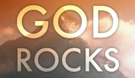 God Rocks ecard, online card