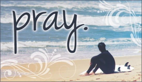 Pray ecard, online card