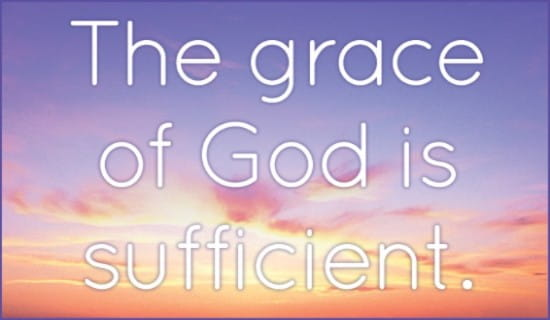 Grace of God ecard, online card