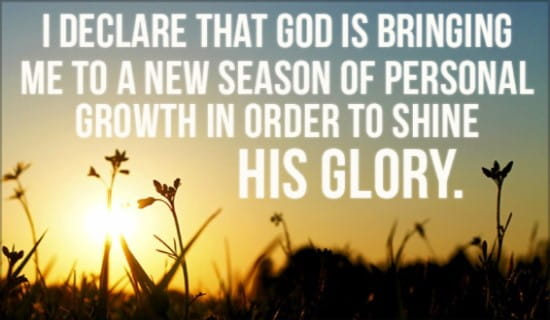 Shine His Glory ecard, online card