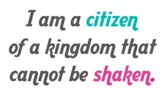 Kingdom Citizen ecard, online card