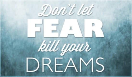 No Fear ecard, online card