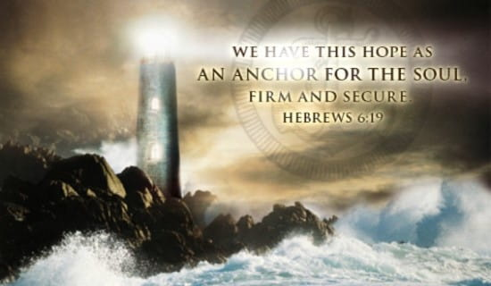 Hebrews 6:19 ecard, online card
