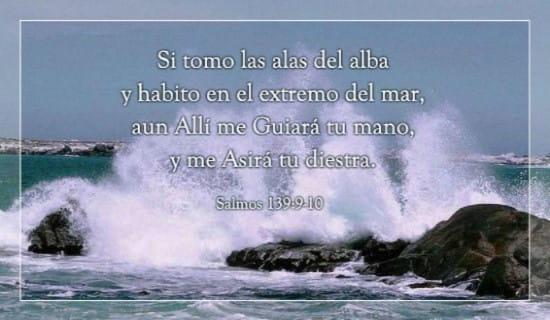 Salmos 139:9-10 ecard, online card