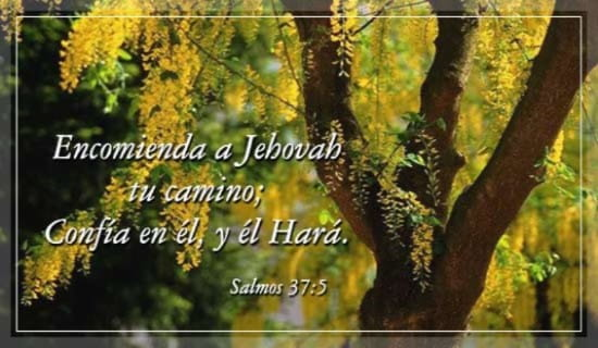 Salmos 37:5 ecard, online card
